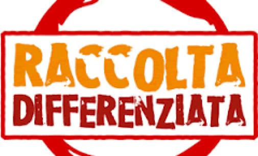 AVVISO RELATIVO ALLA RACCOLTA DIFFERENZIATA PER LUNEDÌ 25 APRILE 2016