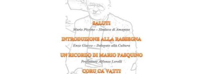 Rassegna Poesia Mario Pasquino – Chiostro Chiesa Monumentale San Bernardino ore 21:30