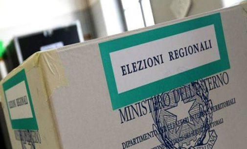 Elezione del presidente della Giunta Regionale e del Consiglio Regionale della Calabria del 26.01.2020