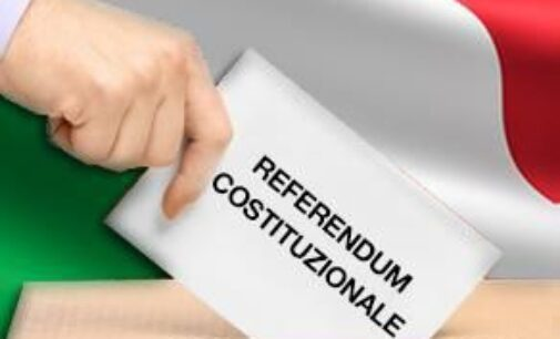 Referendum Costituzionale del 20 e 21 Settembre 2020 – Voto domiciliare